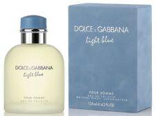 Treehousecollections: Dolce & Gabbana D&G Light Blue EDT Perfume For Men 125ml