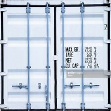 Door Seals/Gaskets HIGH CUBE Shipping Containers Welding & Fabrication of Doors