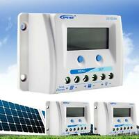 10A/20A/30A 12V/24V LCD PWM Solar Panel Battery Charger Controller Regulator UP