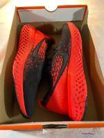 Nike Epic React Flyknit 2 'Black Infrared'- size: M9.5 // W11 BQ8928-008)