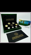 King Salman's Proof coins Set Polished Very cool and beautiful and Rare
