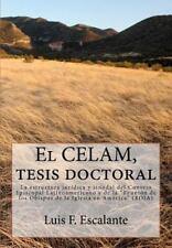 El CELAM, Tesis Doctoral : La Estructura Jurídica y Sinodal Del Consejo...