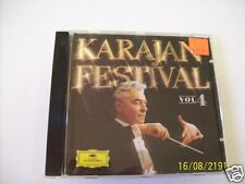 Herbert Von Karajan Karajan Festival Vol 4 (CD, Made in Canada)