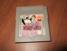 Marios Picross für Nintendo Gameboy / GB