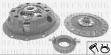 HK9697 BORG & BECK CLUTCH KIT 3-in-1 fits Thwaites/Benford Dumpers NEW O.E SPEC!