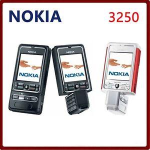 Nokia 3250 XpressMusic Symbian OS 2G GSM 900 1800 1900 Radio Music Phone