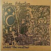 JOHAN ASHERTON : UNDER THE WEATHER - [ CD ALBUM PROMO ]