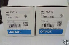 1PCS Omron Timer H5CX-AD 12-24VDC NEW IN BOX