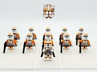 Star Wars Commander Cody 212th Clone Troopers 11pcs Army Set - USA SELLER