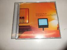 CD Depeche Mode – only when i lotti Myself (7)
