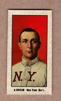 Art Devlin New York Giants Monarch Corona T206 Centennial reprint #62