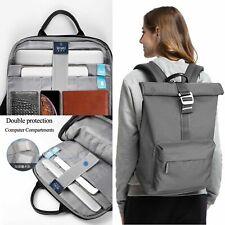 "Rucksack Handgepäck Apple 11"" iPad Pro 2020 Laptop Tablet Bag Roll-Up Grau"