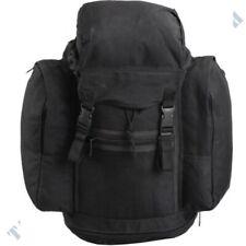 BRITISH ARMY ISSUED 30L BLACK RUCKSACK 30 LITRE DAYSACK BAG FIELD PACK GRADE 1