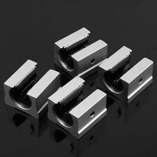 4 pcs SBR16UU 16mm Open Linear Bearing Slide Linear Motion Block CNC Router Part