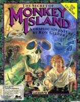 THE SECRET OF MONKEY ISLAND +1Clk Windows 10 8 7 Vista XP Install