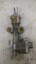 International Harvester 2 1/2hp famous victor hit miss engine fuel pump rebuilt