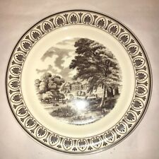 Commemorating 25th Anniversary The Wedgwood Society, London 1954 -1979 Plate