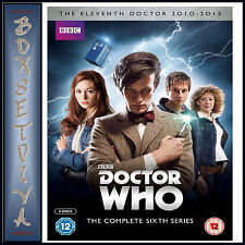 DOCTOR WHO - COMPLETE SERIES 6 *BRAND NEW DVD*