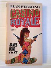 Casino Royale movie tie in paperback novel Peter Sellers