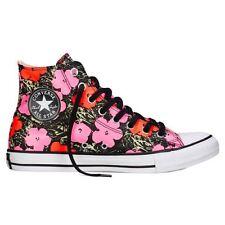 Converse Lace Up Floral Shoes for Women