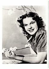 JUDY GARLAND -  B&W Photo Postcard -- NEW; Vintage, rare. Out of print