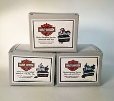 PHBs Porcelain Hinged Box Harley Davidson Motorcycles Touring Sportster Softail