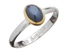 Silvery Ring Sternsaphir Silber 925 Saphir Einzelstück Unikat schmuckrausch