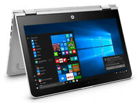 "HP Pavilion x360 Convertible i5 7200U 8GB RAM 256GB SSD 14"" FHD TOUCH GRADE A!"