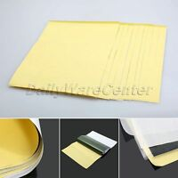 10/30/50Pcs Thermal Paper Stencil Carbon Sheets Transfer Tattoo Tracing Copier