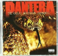 Pantera The Great Southern Trendkill CD NEW SEALED 1996 Metal