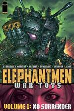 Elephantmen War Toys Vol 1: No Surrender by Starkings & Moritat TPB 2008 OOP