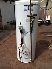 Unvented Water Heater with Expansion Tank