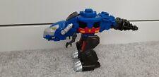 Playskool Transformers Rescue Bots de ~ ~ Optimus Prime T-Rex Dinobot