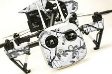DJI Inspire 1 graphic skins w/6 Batteries Transmitter Decals | Alpine Camo
