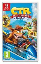 Crash Team Racing Nitro Fueled | Nintendo Switch New