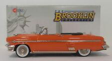Brooklin 1/43 Scale BRK162 - 1954 Mercury Monterey Conv Bittersweet