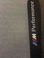 M PERFORMANCE FLOOR MATS REAR F21 F22 M2 COUPE BMW 51472409930 LLOYD