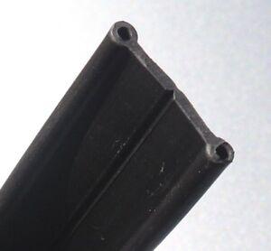 Doppelt Kantenschutz Kederband ,Außenkantenschutz 3X11mm 1 Meter