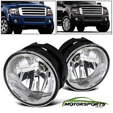 2007-2014 Ford Expedition/2008-2011 Ranger Driving Fog Bumper Lights Set