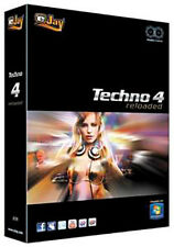 eJay Techno 4 Reloaded - Create our music Techno as a DJ.