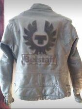 Ladies Size 14 Belstaff Leather Motor Jacket