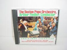 Christmas Favorites Arthur Fiedler, Boston Pops CD Music