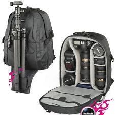 New Lowepro Mini Trekker AW Waterproof DSLR Camera Backpack Padded Laptop Bag
