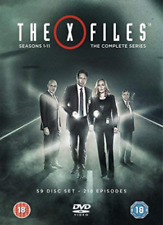 X Files The Complete Series - DVD Region 2
