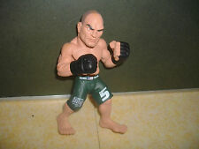 Figurine UFC Randy Couture exclusive Round 5 loose mma wec belt fight figure