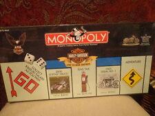MONOPOLY Harley-Davidson Board Game 2000