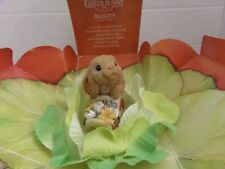 """EASTER BUNNY FAMILY BABIES~ """"A GARDEN SURPRISE"""" ~SPECIAL DELIVERY"""