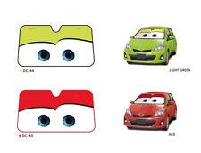 Red Hot Pixar Cars Lightning McQueen Front Car Windshield Sun Protect Sun Visor