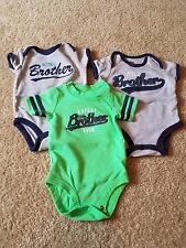 Little brother bodysuits (3 month)