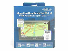"Magellan 9612T-Lm 7"" Gps with Lifetime Maps and Traffic ""Shelf Pulls"""